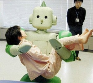Robot Programmed to Love Traps Woman in Lab, Hugs Her Repeatedly