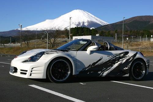 Gazoo Sports Hybrid Concept