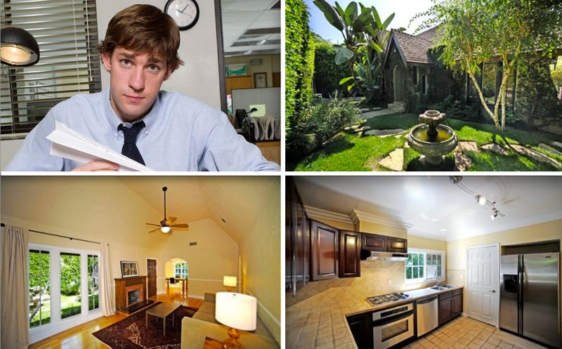 John Krasinski's Cheap, Charming Cottage