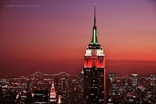 21 Year-old Man Jumps Off Top of Empire State Building