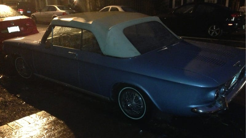 This Corvair Is An Ass-Engined American Dream Machine