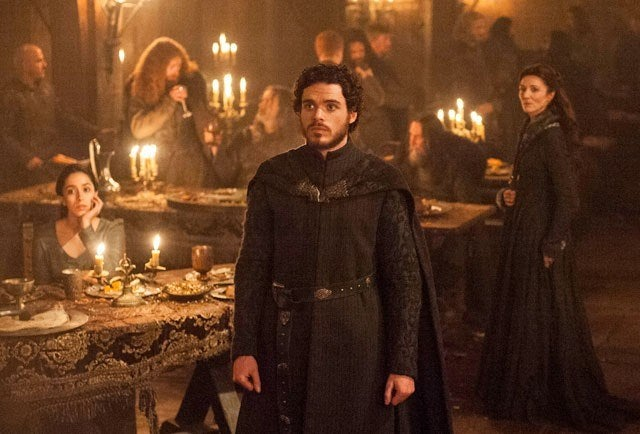 The Game of Thrones season 3 set is the ultimate (red) wedding present