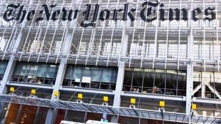 Latina Writer on <i>New York Times</i>: Everywhere You Turn Another White Man