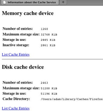 Recover Recently Deleted Web Content via Your Browser's Cache