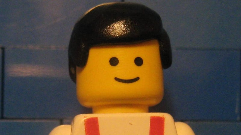 LEGO Figures Not as Happy as They Were 25 Years Ago, Says Research