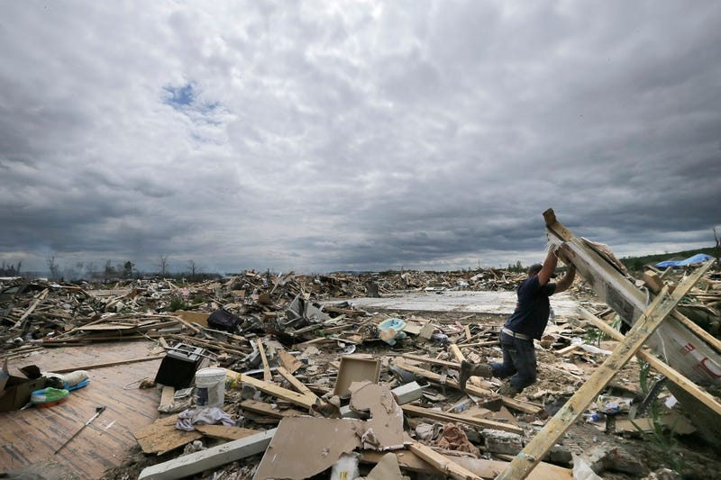 We Can't Stop Disasters, But We Can Stop Building Homes and Having Kids