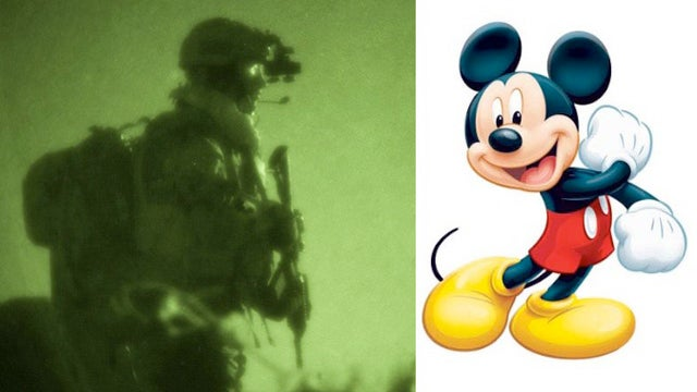 Disney Withdraws Bid to Trademark 'SEAL Team 6'