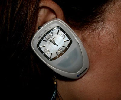 Bluevoice, the Combination Watch and Bluetooth Headset