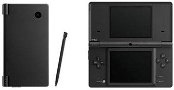 Black DS Lite Has Been Discontinued