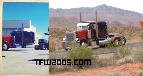 Transformers Set Pics