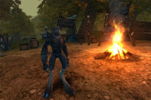 The Chronicles Of Spellborn: A Different Kind Of MMORPG
