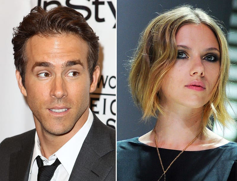 Ryan Reynolds and Scarlett Johansson Are Now Separated