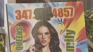 Pimps Use Alessandra Ambrosio's Image To Sell Actual Sex