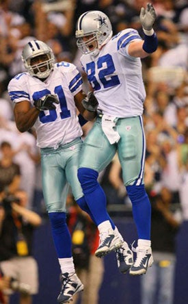 Terrell Owens Jealous Of Romo-Witten Sleepovers
