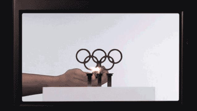 These Awesome Olympic Souvenir Concepts Are Better Than the Real Thing