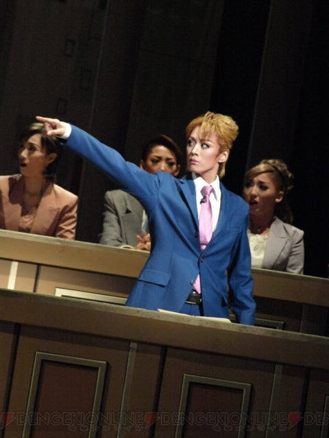 All-Female Phoenix Wright Musical Sequel In Photos