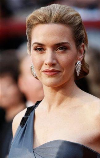 Kate Winslet's Merkin; Lindsay & Sam In London