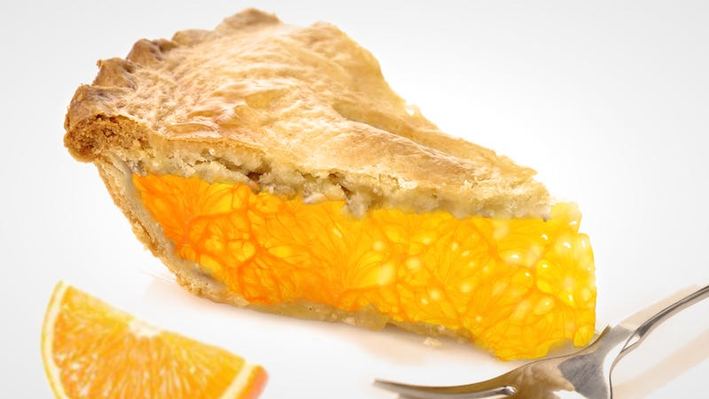 Why No Orange Pie?