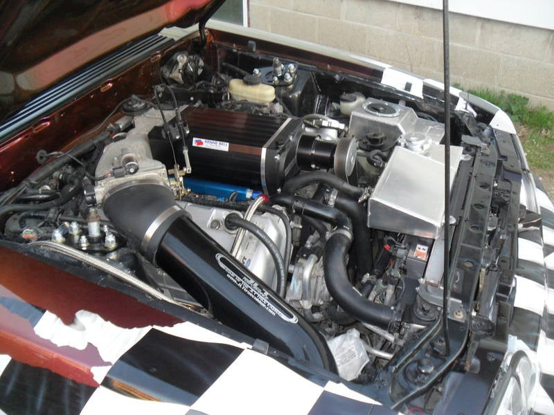 For $28,000, This Mustang Has A Checkered Past