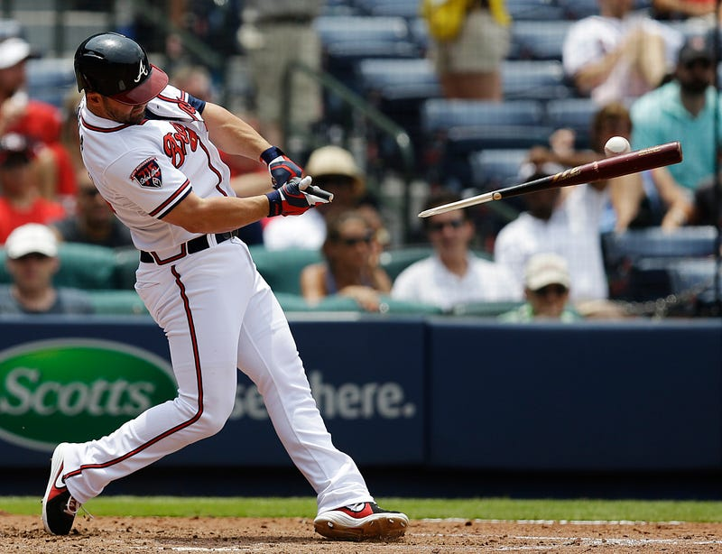Braves Suspend Dan Uggla For One Game, Reportedly For Tardiness