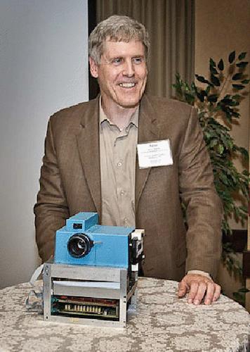 How Kodak Built a FrankenCamera to Take Digital Photos in 1975