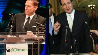 Reminder: Peter Thiel Is Ted Cruz's Gay Billionaire Ally