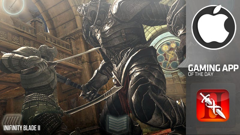 Infinity Blade II Improves one of the iPad's Best Games [Update]