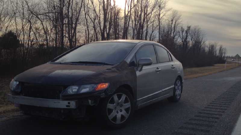 over 1,000,000 miles on a 2006 Civic