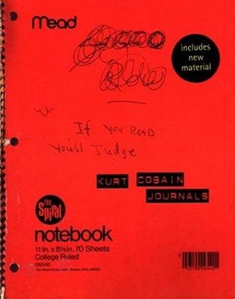 Inside Kurt Cobain's Moody Journals