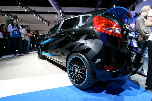 2011 Ford Fiesta Gallery: Los Angeles
