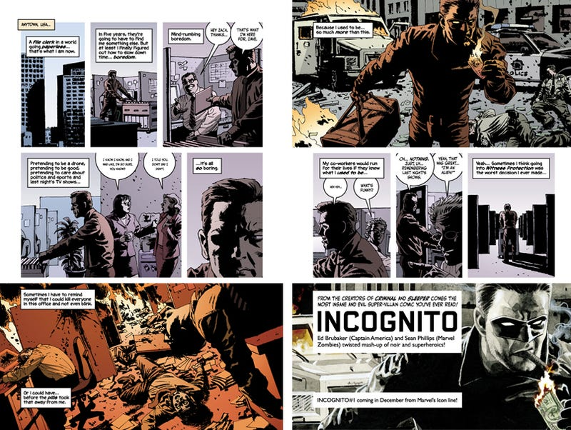 Abandon Your Resolutions And Enter The Morally-Grey Pulp World Of Incognito