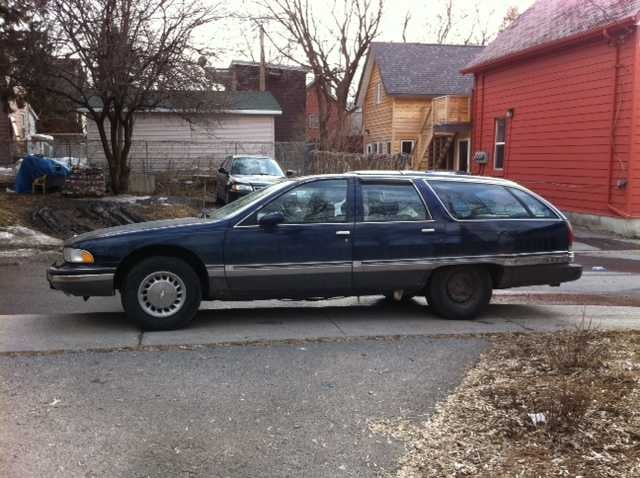 For $2,000, this diesel Roadmaster is a real loco-motive