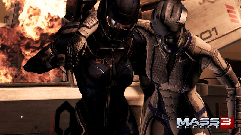 Why I'm Glad BioWare Might Change Mass Effect 3's Ending For the Fans