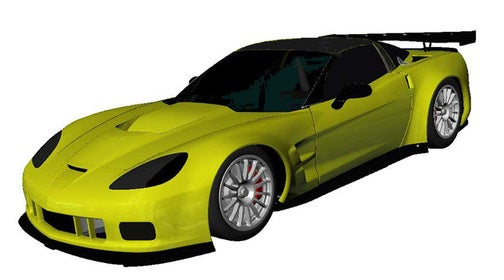 ZR1-Bodied Corvette Racing C6.R GT2 Racers To Debut At Mid-Ohio