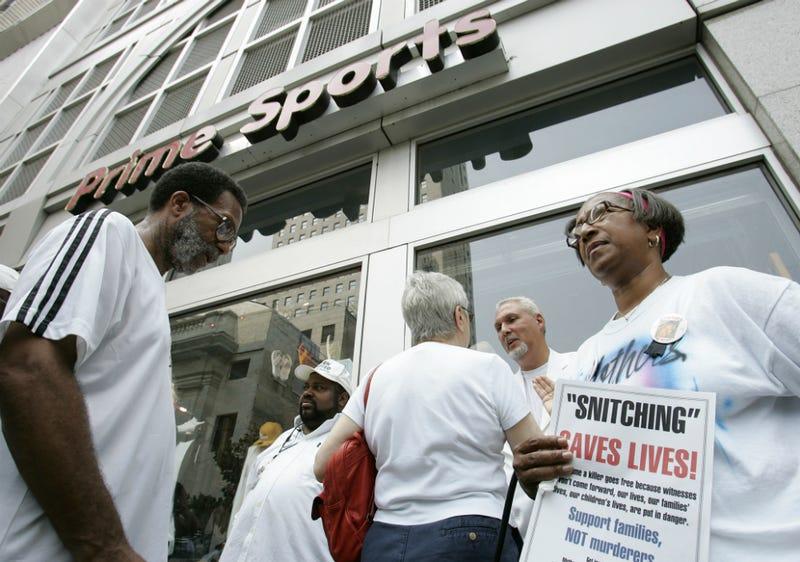 Witness Statements in Philadelphia End Up On Anti-Snitch Instagram