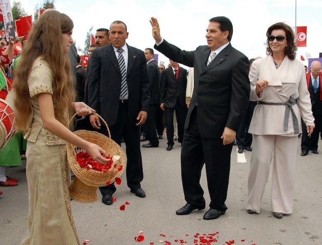 Tunisia's Marie Antoinette