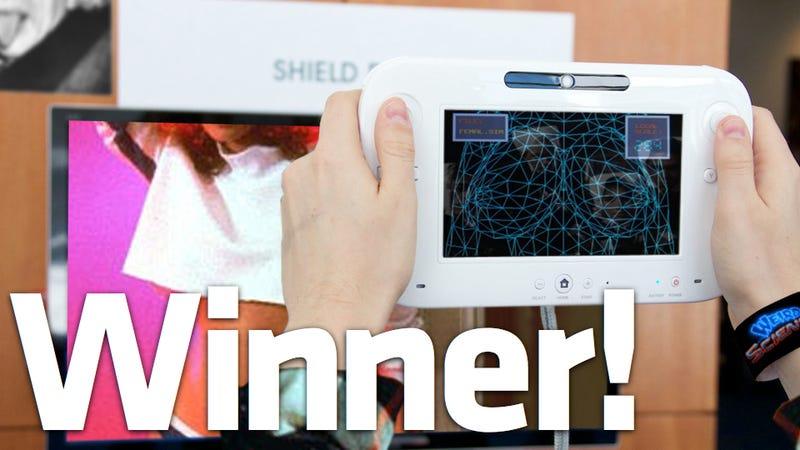 Shield Posing Winners