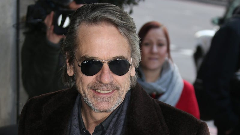 Jeremy Irons: Gay Marriage Will Cause Fathers to Marry Their Sons