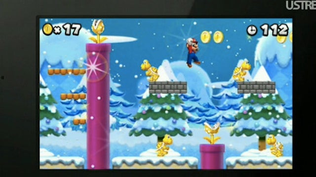 New Super Mario Bros. 2 Hits 3DSes This August