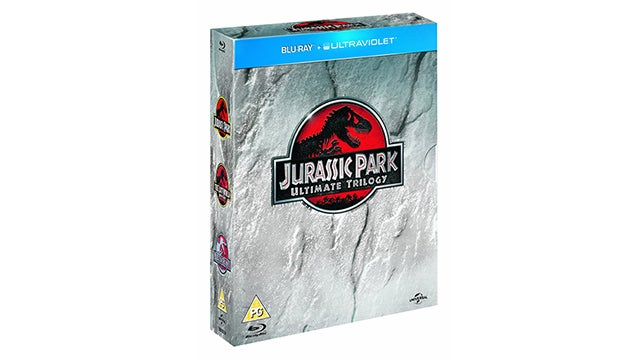 Dark Knight, Jurassic Park, and Lord of the Rings Trilogies [Deals]