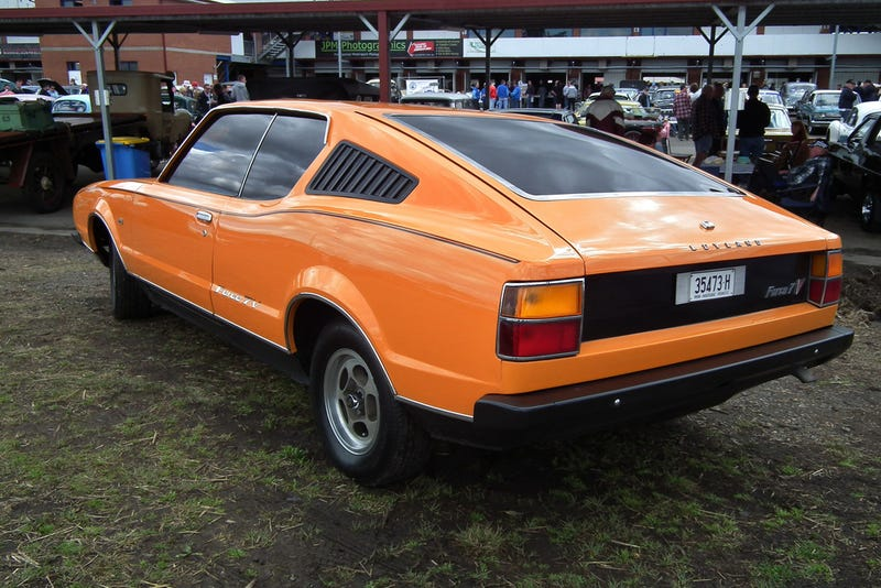 This Is Australia's Stillborn V8 Fastback