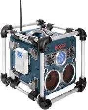 Bosch Power Box PB10-CD iPod Boombox for Toughguys, Reviewed