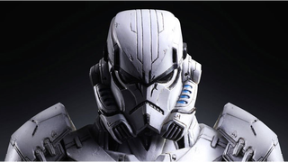 <i>Star Wars</i> reimaginado por Square Enix se ve espectacular