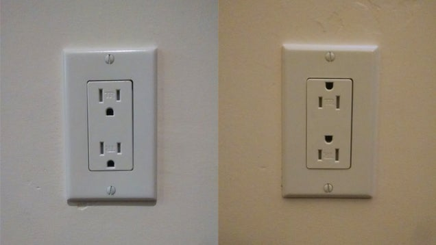 Find the Switch-Controlled Outlets in Your Home: Look for Upside-Down