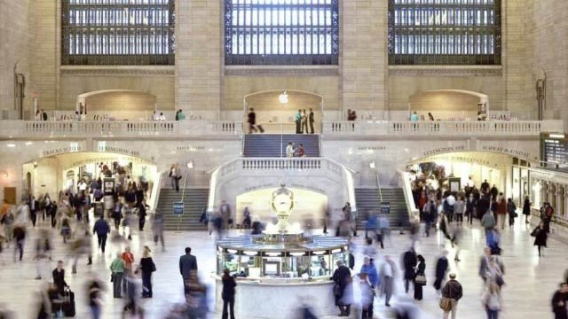 How Apple's Grand Central Station Store Is Screwing New York