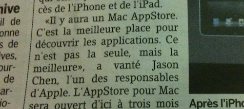 Jason Chen: Gizmodo Editor, Apple Employee?