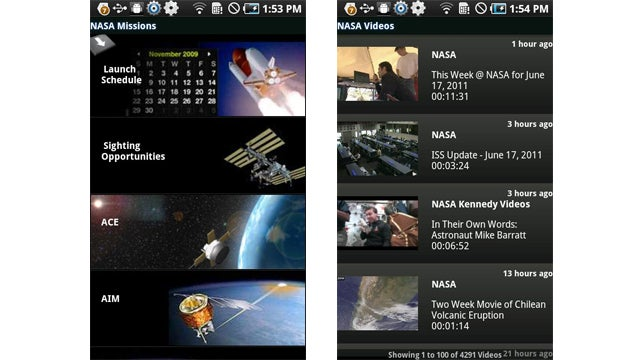 Nasa's Official Android App Makes Me Cry