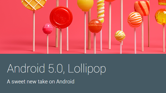 All the New Stuff in Android 5.0 Lollipop
