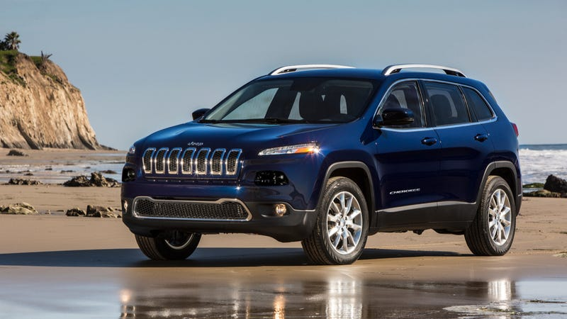 The New Jeep Cherokee Was Absolutely Not Designed To Be An Alfa Romeo