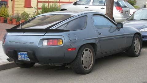 1984 Porsche 928S